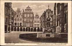 Lambertusbrunnen, Prinzipalmarkt