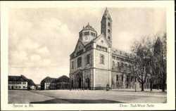 Dom Südwestseite