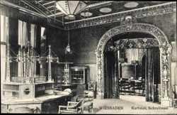 Kurhaus, Schreibsaal