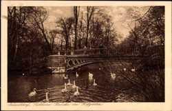 Goldene Brücke, Hofgarten