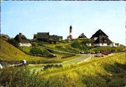 Hörnum auf Sylt, Leuchtturm