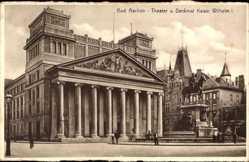 Theater und Denkmal Kaiser Wilhelm I