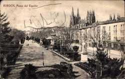 Paseo del Espolon