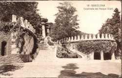 Escalinata del Parque Güell
