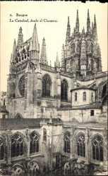 Catedral desde el Claustro