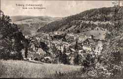 Blick vom Schillerfelsen