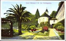 Partie im Schlossgarten