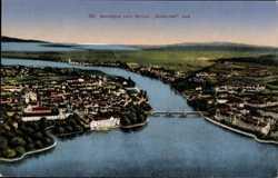 Blick vom Ballon Bodensee