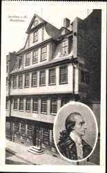 Goethehaus, Goethe