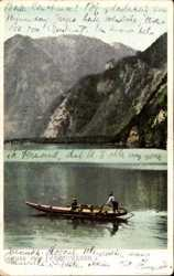 Königssee, Boot