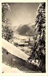 Wintersportplatz