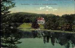 Forsthaus, Deutschmühlenweiher