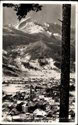 Alpspitze, Kreuzeck
