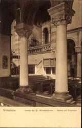 Säulen mit Engelchor, St. Michaeliskirche