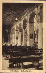 Michaeliskirche, Inneres