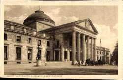 Kurhaus, Hauptfassade