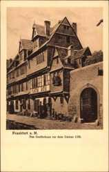 Goethehaus vor dem Umbau