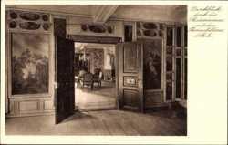 Staatszimmer, erste Etage