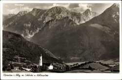 Schlicke, Köllespitze