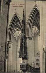 Kanzel im Münster
