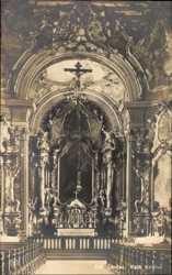 Inneres der katholischen Kirche