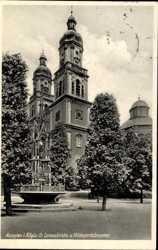 St. Lorenzkirche, Hildegardsbrunnen