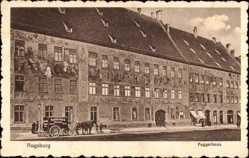 Fuggerhaus, Kutsche