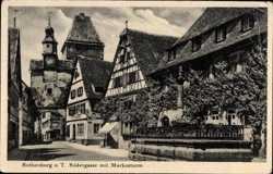 Rödergasse, Markusturm