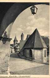 Verträumtes Mittelalter