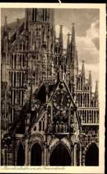 Männleinlaufen an der Frauenkirche