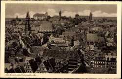 Lorenzkirche, Panorama