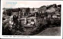 Genesungsheim, Burg