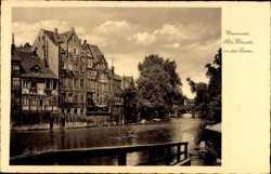 Alte Häuser, Leine