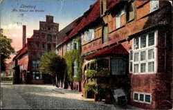 Alte Häuser am Werder
