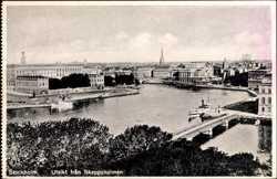 Utsikt fran Skeppsholmen