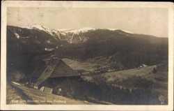 Blick vom Bärental