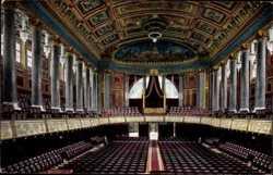 Neues Kurhaus, Großer Konzertsaal