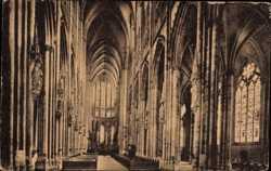 Dom, Innenansicht, Gotik