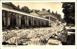 Kurhaus, Terrasse