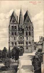 Dom, Fassade, Außenansicht