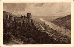 Gesamtansicht, Schloss