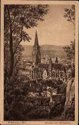 Münster vom Schlossberg