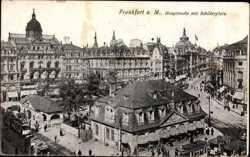 Hauptwache, Schillerplatz