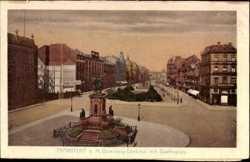 Gutenberg Denkmal