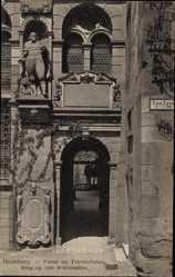 Portal am Friedrichsbau