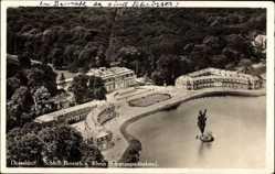 Schloß Benrath am Rhein
