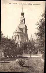 Jardin Anglais, Eglise Saint Sauveur