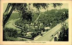 Panorama Jardin Anglais