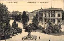 Corneliusplatz, Hofgartenstraße