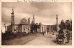 Mosques of Sultan Hassan